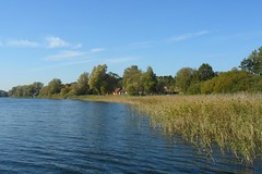 Feisnecksee (ThomasKohler) Tags: autumn lake fall germany deutschland see herbst feisneck seenplatte warenmüritz müritzsee mueritzsee warenmueritz feisnecksee