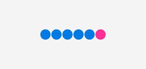 Flickr Simple Logo