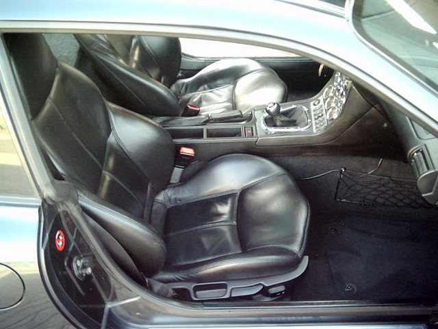 1999 Z3 Coupe | Jet Black | Black | Aplina Wheels