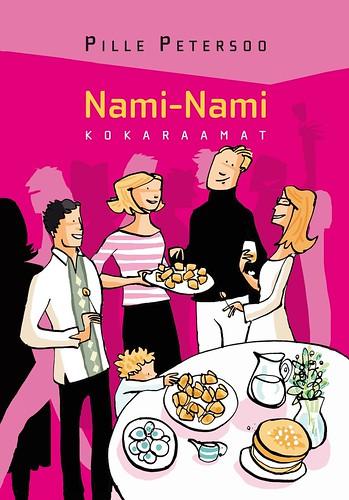 Nami-Nami kokaraamat (nami-nami cookbook)