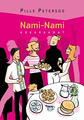 Nami-Nami kokaraamat (nami-nami cookbook)