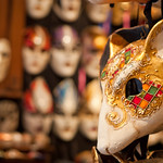 Man Or Mouse (Carnival Masks), Venice