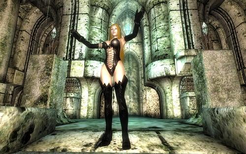 Arcanna's Flesh 11
