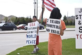 2010 Anti-Torture Vigil - Week 8