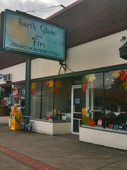 Earth Glaze and Fire Ceramic Painting Studio in Vancouver WA