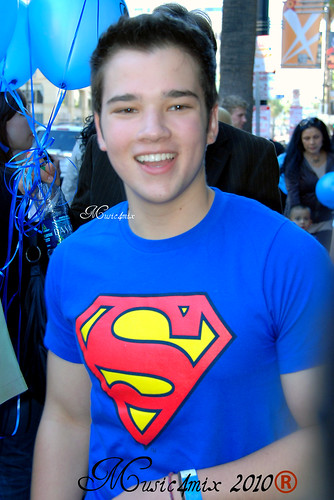 nathan kress 2011 icarly. Actor Nathan Kress (ICarly