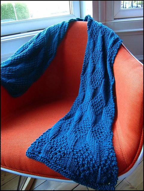 Asherton reversible scarf