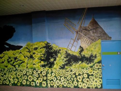 provence mural 2, slex