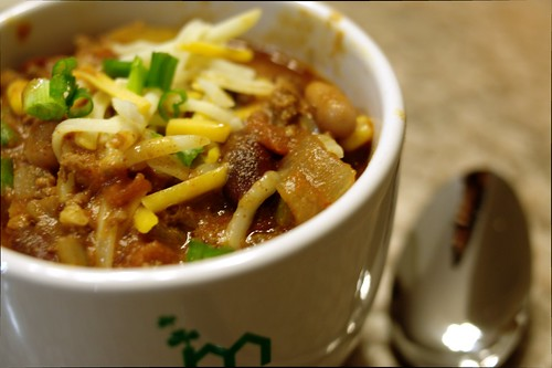 Rice Cooker Chili