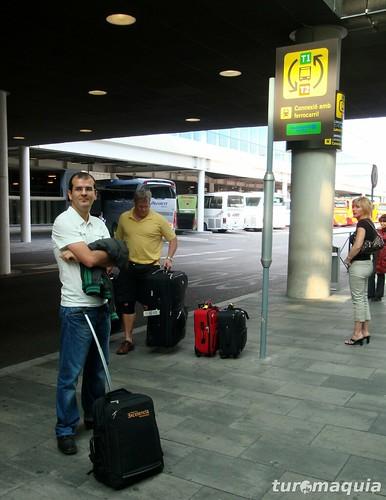 Aeroporto El Prat - Barcelona