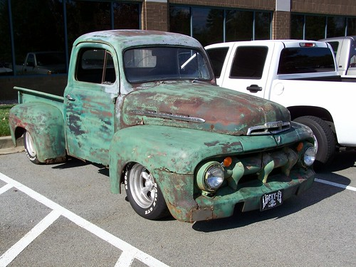 51 ford f5 | Hot Rods | Pinterest | Rats and Ford