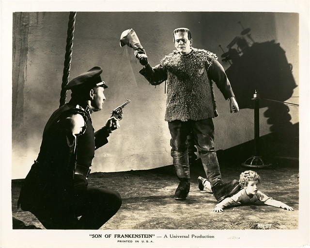 Son of Frankenstein (Universal, 1939) 7