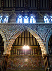 Clearstory, William Butterfield, All Saints Margaret Street, London