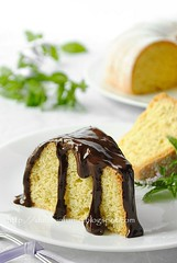 Ciambella alla Menta-Mint Cake (Tania-Dulcis in Furno) Tags: food cakes vegetables baking chocolate mint sweets cibo cioccolato torte erbe zucchero menta vegetali