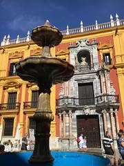 Palacio Arzobispal-Málaga-Andalucía (lameato feliz) Tags: málaga