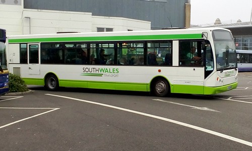 South Wales Transport LK06BWD