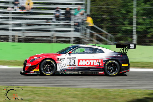 "Nissan GT-R Nismo GT3 - Motul Team RJN Nissan #23 • <a style=""font-size:0.8em;"" href=""http://www.flickr.com/photos/144994865@N06/35303299320/"" target=""_blank"">View on Flickr</a>"
