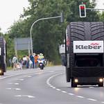 Werbekarawane: Kleber-Reifen thumbnail