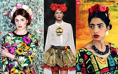 Moda Firda Kahlo 4 (Ileana Esparza) Tags: moda frida kahlo fridakahlo mexico colores estilo