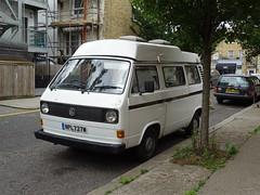 1981 Volkswagen Transporter Camper (Neil's classics) Tags: van vehicle camper 1981 volkswagen transporter vw t3 t25 camping motorhome autosleeper motorcaravan rv caravanette kombi mobilehome dormobile