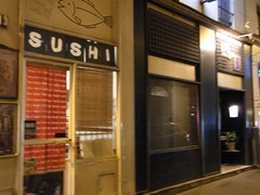 Restaurante Japonés en Calle Saint Anne