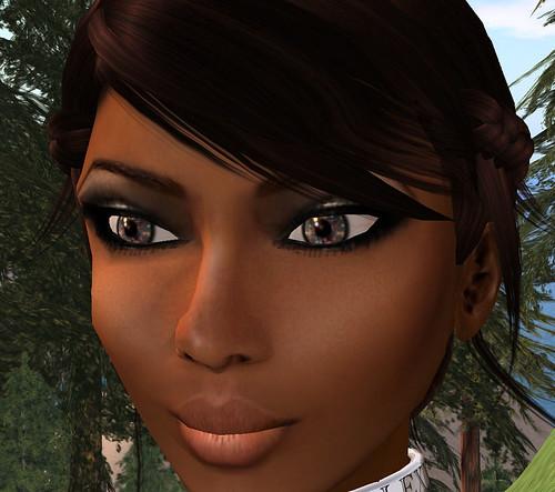 50L Friday HooT Yuletide Eyes gray