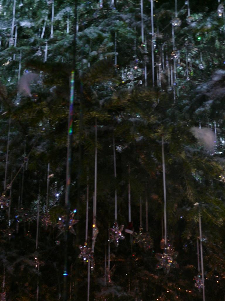 Weihnachtsbaum zurich swarovski