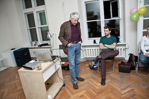 Migawki - agencja Magnum - spotkanie z Tadeuszem Rolke