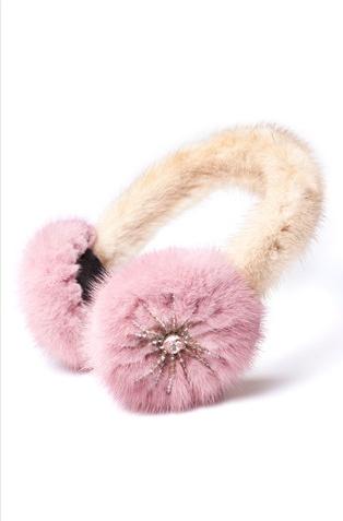 Alexandre Zouari 裝飾耳罩