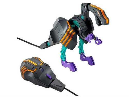 Transformer - Trypticon - Laser Mouse
