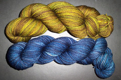 Sundara Sock Yarn - December 09