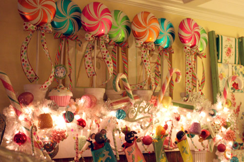 Christmas Candyland Theme Party.Candyland Bakerella Com