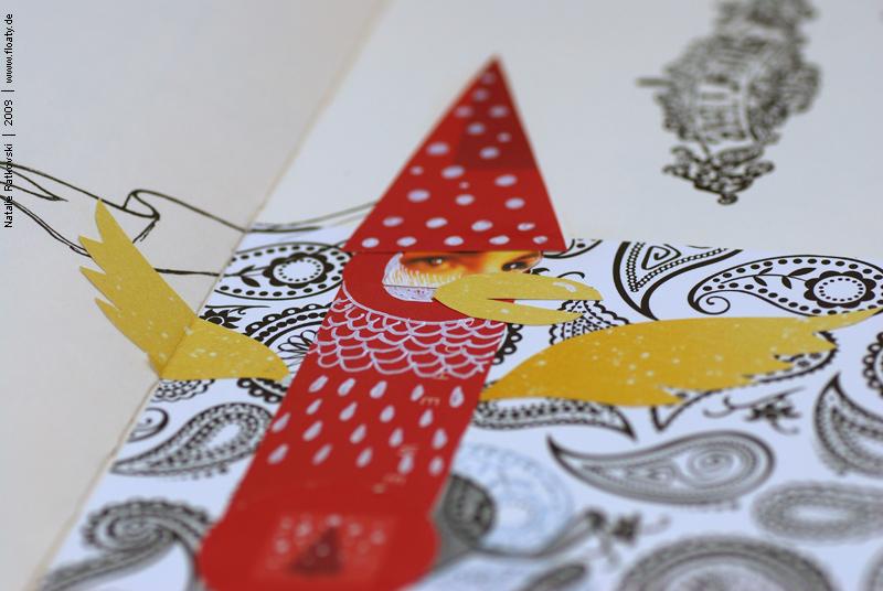 Paper birds, 04