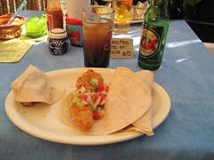 Fish Tacos & Cerveza Michelada