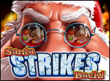 Online Santa Strikes Back Slots Review