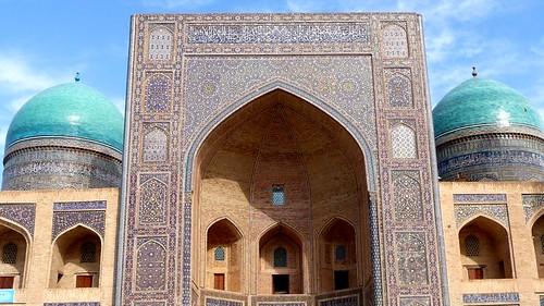 Buchara, Bukhara, Buxoro,  Бухоро;  بُخارا