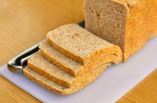 Wholemeal Bread Loaf II