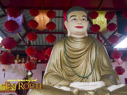 Pulau Ubin Wei Tou Fa Gong Temple