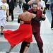 Argentina. Buenos Aires. Tango en la calle Florida. Explore 5 de enero de 2010