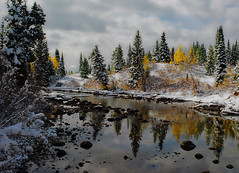 Cottonwood Creek (P. Oglesby) Tags: snow october 1001nights grandtetonnp thehighlander godlovesyou coth fallfolliage cottonwoodcreek bej theunforgettablepictures platinumheartaward absolutelystunningscapes yourwonderland 1001nightsmagiccity photocontesttnc10