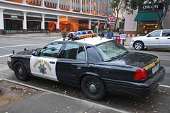 CHP Crown Vic (So Cal Metro) Tags: california ford cops police cop policecar chp sacramento interceptor copcar crownvictoria highwaypatrol