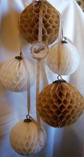 Handmade Honeycomb Paper
