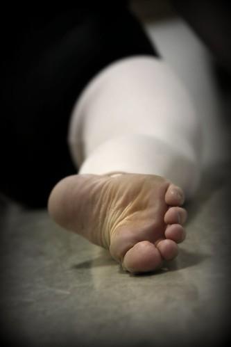 dance foot