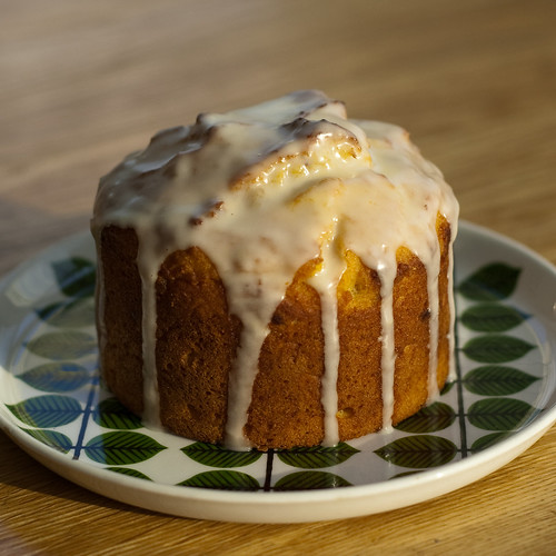 orange apricot cake, gluten free and sugar free