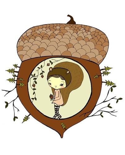 the perfect acorn