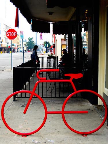 Bike Coffee Shop Madison Wi