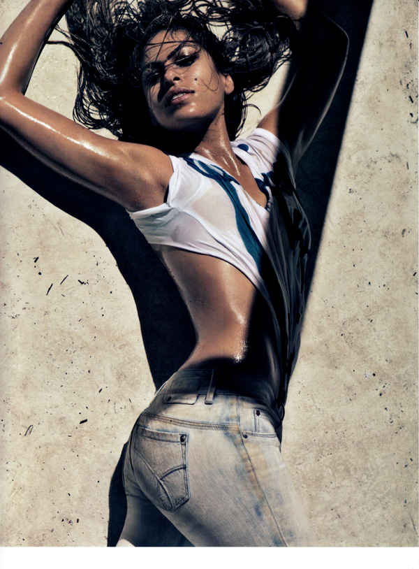 Calvin Klein Jeans Spring 2010 Campaign Preview