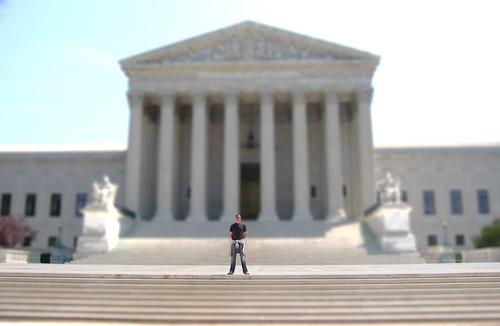 SCOTUS Tourist