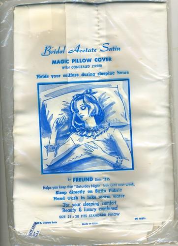Magic Pillow Cover