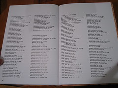 The Woodbook's index